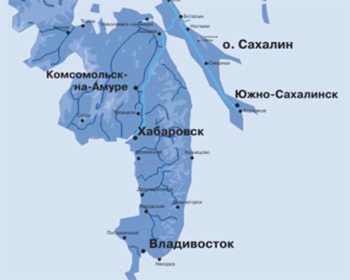 Развитие газификации Хабаровского края.